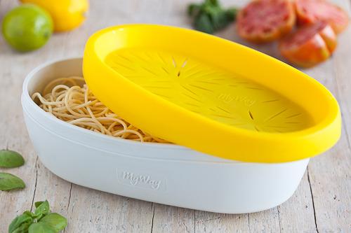 Producto MyWay para cocinar al vapor